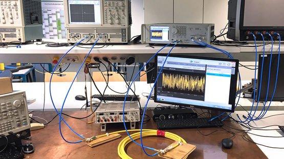 Measurement setup proves technology leap
