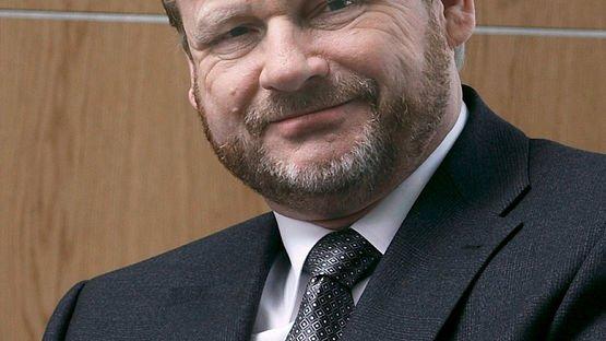 Board member Uwe H. Lamann