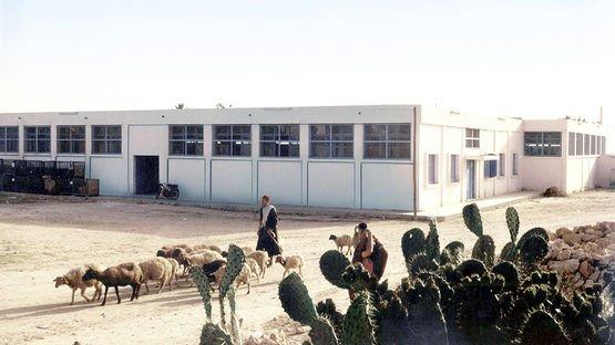 Erster Fertigungsstandort in Tunesien