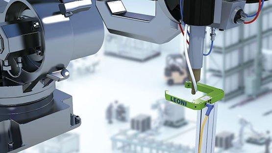 advintec TCP robotic tool calibration system