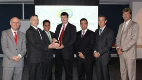 Yazaki names Leoni Cable Green Supplier of the Year