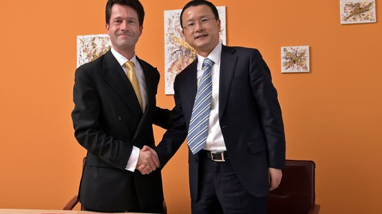 Joint venture of Leoni and Hengtong