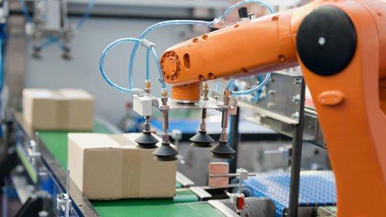 Robot logístico