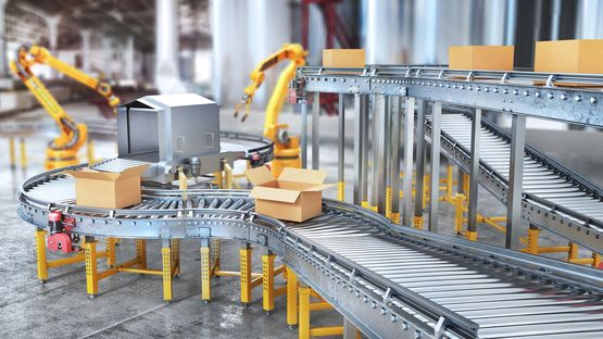 LEPS (LEONI Engineering Products & Services) Robotic Training for E-Commerce Company Improves Warehouse Automation