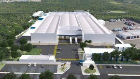 The new plant in Merida, Mexico