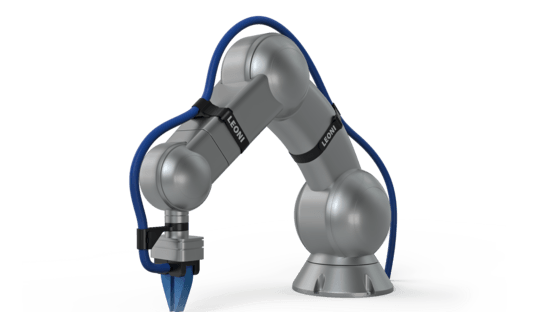 Protect Your Robot Investment with LEONI Cable Management