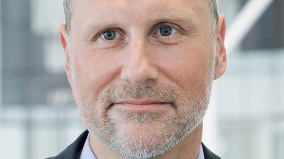 Management Board member Martin Stüttem