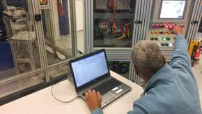 Maintenance Technicians Dive Deep into Automation Training at Automotive Plant
