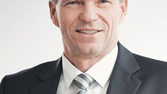 CEO Dr. Klaus Probst