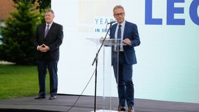 LEONI celebrates 10 years of activity in Serbia