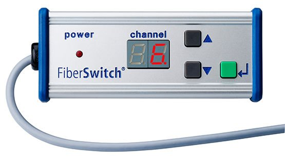 FiberSwitch® - Bestelloption SwitchBox