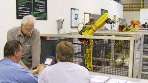 Leoni buys American robotics specialist Valentine Robotics