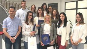 Ove godine LEONI dodelio 8 stipendija najboljim studentima tehničkih fakulteta u Nišu i Kraljevu