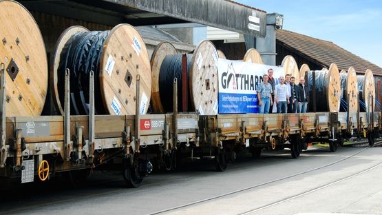 Leoni sells Leoni Studer AG, cables supplier of Gotthard Base Tunnel