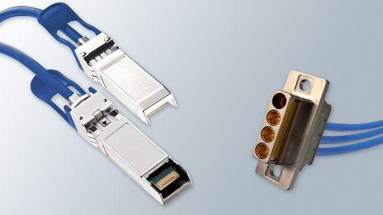 10 Gbit/s solution of Leoni