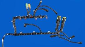 Formstabiler Kabelsatz