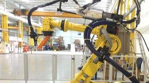 로봇 드레스팩 디스펜싱으로 진화하는 자동차 제조 요구사항 해결
