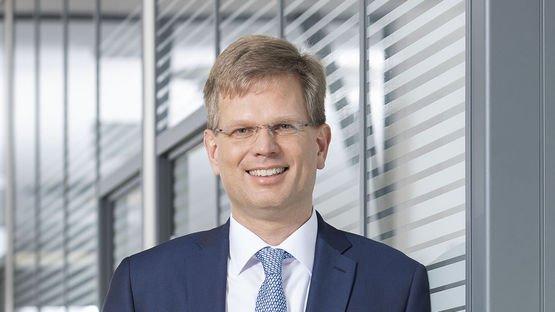 Aldo Kamper, Vorstandsvorsitzender der LEONI AG