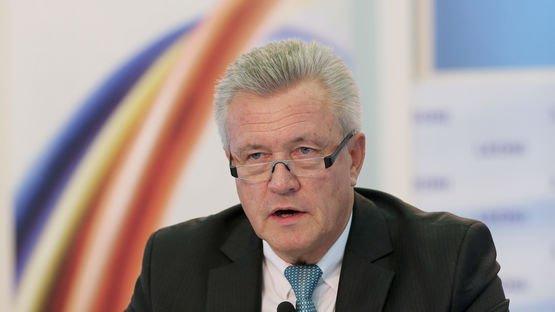 Vorstandsvorsitzender der Leoni AG Dieter Bellé