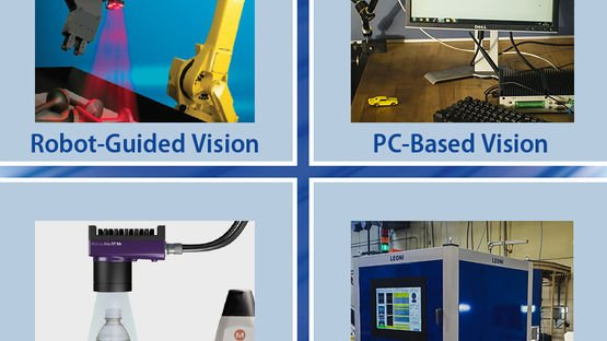 Custom Machine Vision Solutions Address Visualization Challenges