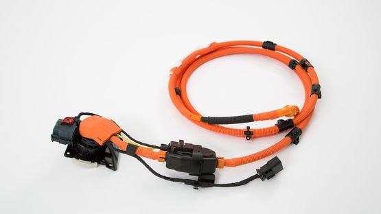 Leoni HV charging cable harness