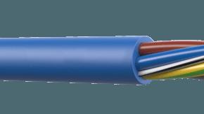 Überschrift: Ladekabel für Elektro- und Hybridfahrzeuge