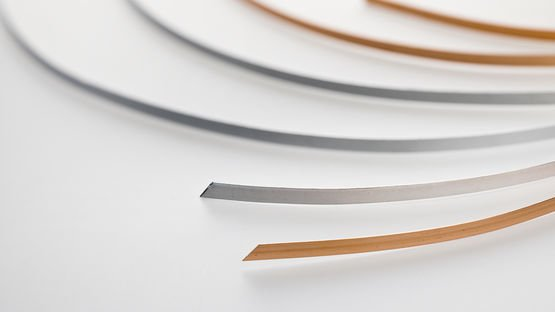 Tailormade solar flat wire