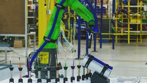 LEONI B-Flex Cobot brings true collaborative cable management to cobot models