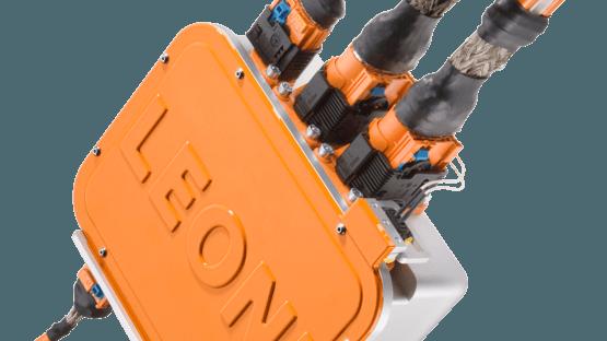 Hochvolt-Leistungsverteiler