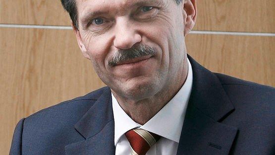 Board member Dr Klaus Probst
