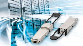 Leoni offers reliable diagnosis tools for computer centres with its loopback test adapters