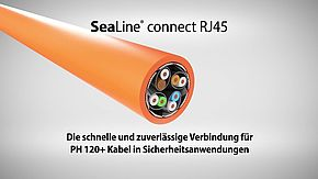 SeaLine connect RJ45 Marine