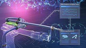 LEONiQ – die neue, intelligente Schlüsseltechnologie von LEONI für die Robotik