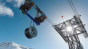 Projekt Linth 2015 - LEONI Studer AG