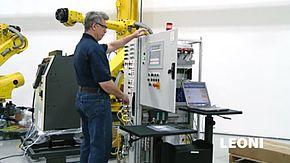 Robot & PLC programming