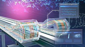 LEONiQ – die neue, intelligente Schlüsseltechnologie von LEONI für die Antriebstechnik