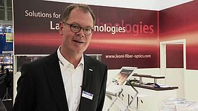 LASER World of Photonics 2013 in München